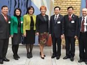 Vietnam, Norway step up judicial cooperation