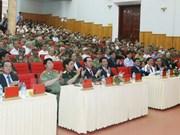 Ceremony marks Dien Bien Phu victory