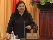 Vietnam, Italy seek closer parliamentary cooperation