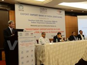 Vietnam's textile sector attractive to Indian investors