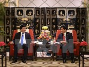 Vietnamese localities seek stronger ties with China's Yunnan province
