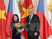Vietnam, Czech Republic to boost multi-faceted ties