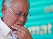 Malaysia's PM Najib announces cabinet reshuffle