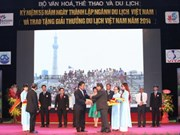 Awards honour leading Vietnamese tourism firms
