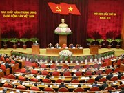 Party Central Committee's third plenum completes set agenda