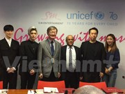 UNICEF, K-pop giant team up to enhance music education in Vietnam