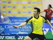 Vietnam Open attracts top international players