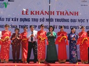 Hanoi school of public health's headquarters inaugurated