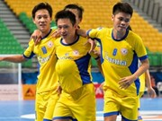 Khanh Hoa win second match, enter AFF champ's quarters