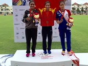 Vietnam students come fourth at ASEAN Games