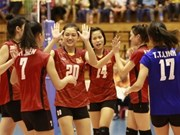 Vietnam take silver at SEA U-19 volleyball championship
