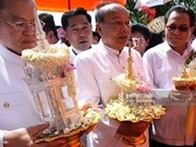 Vietnam, Cambodia review religious cooperation agreement