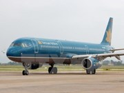Vietnam Airlines reschedules flights due to Typhoon Nida