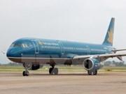 Vietnam Airlines reschedules flights due to Typhoon Nida