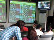 Shares up on Govt's exit of big firms