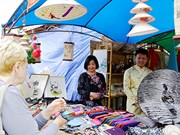 Vietnamese goods introduced at Ukrainian fair