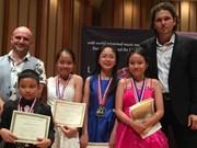 Vietnam wins 22 awards at US music festival