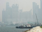 Indonesia's haze remains an issue for Singapore