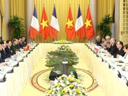 Vietnam, France work out measures to foster relations