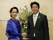 Japan affirms assistance for Myanmar's development