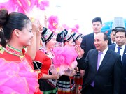 Prime Minister sets foot in Guangxi, begins China visit