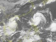 Super typhoon Meranti moving towards East Sea