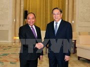 PM meets with Chinese People's Political Consultative Conference chief