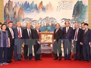 Vietnam appreciates Chinese former experts' help: PM