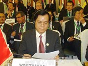Vietnam attends NAM ministerial meeting