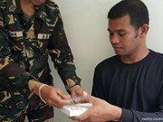 Indonesian hostage of Abu Sayyaf released
