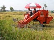 Nearly 70 pct of agricultural machines are imported