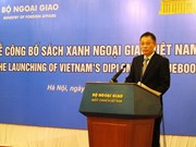 Vietnam's Diplomatic Bluebook 2015 launched