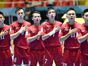 Vietnam given Futsal World Cup fair play award