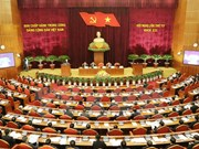 First working day of Party Central Committee's 4th plenum