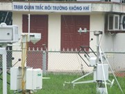 Hanoi to install 20 new air-monitoring stations