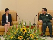 Vietnam, US hold 7th defence policy dialogue