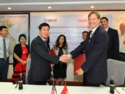 USAID, Coca-Cola Vietnam work to promote renewable energy use