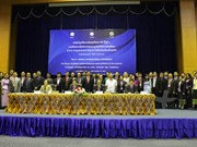 Vietnamese Consulate General receives Laos' Friendship Medal