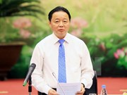 Natural resources minister pledges more transparency