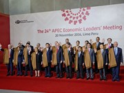 APEC Leaders' Declaration released