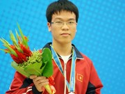 Liem aims for top ranking in chess