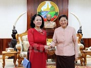 Laos interested in Vietnam's development experience