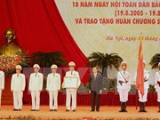 Vietnamese embassy in China celebrates police's traditional day