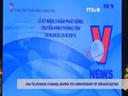 VNA News Bulletin - Aug. 24, 2015