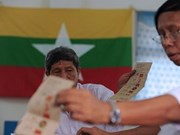 Myanmar: political parties allowed to campaign on national TV