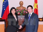 Vietnam, Venezuela forge stronger partnership