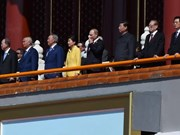 President attends ceremony marking victory over fascism in Beijing