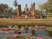 Sukhothai Historical Park to become Thailand's first 'low-carbon' park