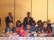 Vietnam attends AIPA women parliamentarians' meeting