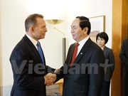 Vietnam, Australia further work in criminal justice, legal enforcement